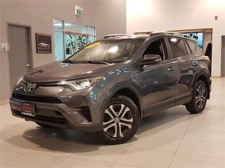 Used 2016 Toyota RAV4 LE-AWD-BACK UP CAMERA-ONLY 56KM for sale in York, ON
