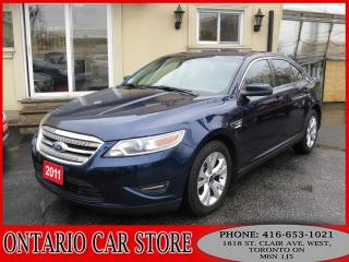 Used 2011 Ford Taurus SEL AWD BLUETOOTH HEATED SEATS for sale in Toronto, ON