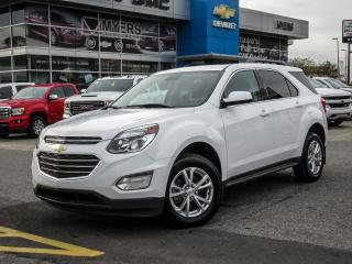 Used 2017 Chevrolet Equinox LT, AWD, NAV, HEATED SEATS *LIKE NEW* for sale in Ottawa, ON