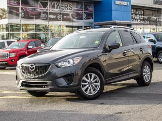Used 2015 Mazda CX-5 GX, MANUAL, A/C, POWER EVERYTHING! for sale in Ottawa, ON