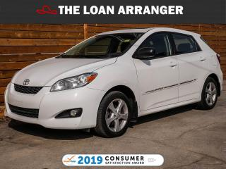 Used 2013 Toyota Matrix for sale in Barrie, ON
