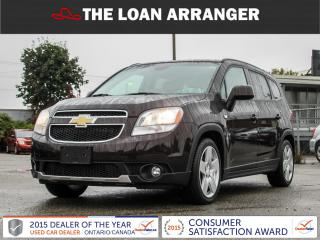 Used 2013 Chevrolet Orlando LT for sale in Barrie, ON