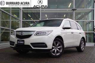 Used 2015 Acura MDX Elite at Parking Sensors/360 Camera/Navi for sale in Vancouver, BC