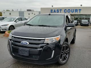 Used 2014 Ford Edge SEL,$88/Wk, NAV, Back Up Cam, Heated Seats for sale in Scarborough, ON