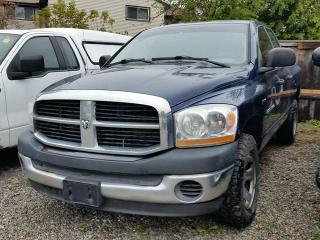 Used 2006 Dodge Ram 1500 ST for sale in Scarborough, ON