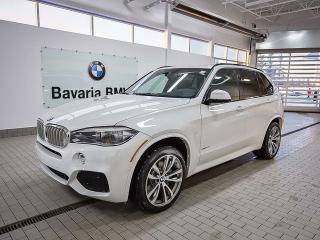 New 2018 BMW X5 xDrive50i for sale in Edmonton, AB