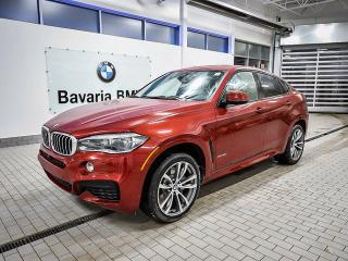 New 2018 BMW X6 xDrive50i for sale in Edmonton, AB