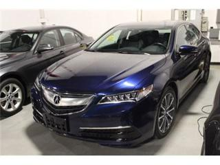 Used 2015 Acura TLX V6 TECH PKG NAVI P-AWS MOONROOF for sale in Mississauga, ON