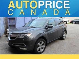 Used 2010 Acura MDX MOONROOF LEATHER 7PASS for sale in Mississauga, ON