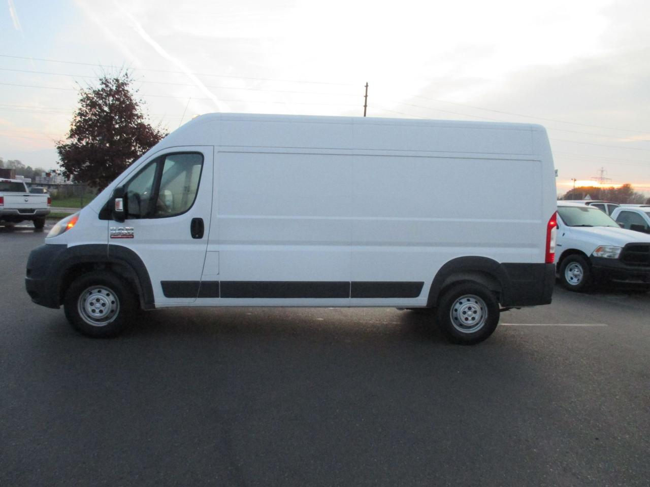 Used 2014 Ram Promaster 3500 High Roof 159 Inch W Base For