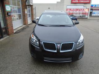 Used 2010 Pontiac Vibe 4-DR for sale in Scarborough, ON