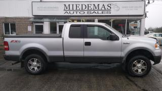 Used 2006 Ford F-150 FX4 for sale in Mono, ON