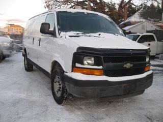 Used 2007 Chevrolet Express Cargo Van  AC 2 Passenger for sale in Ottawa, ON