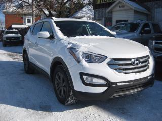Used 2016 Hyundai Santa Fe Sport 2.4L AC Htd Seats PW PL PM Park Assist for sale in Ottawa, ON
