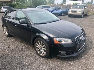 Used 2009 Audi A3 Quattro, S-Line, DSG Auto, pano roof for sale in Halton Hills, ON