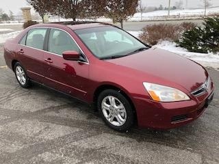 Used 2006 Honda Accord SE for sale in Hornby, ON