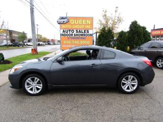 Used 2013 Nissan Altima 2.5 S | Coupe | Reverse Cam | Bose Audio for sale in North York, ON