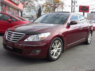 Used 2009 Hyundai Genesis 4.6L Technology Package for sale in London, ON