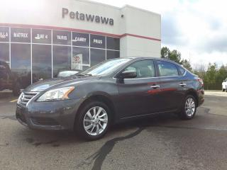 Used 2015 Nissan Sentra SV for sale in Ottawa, ON