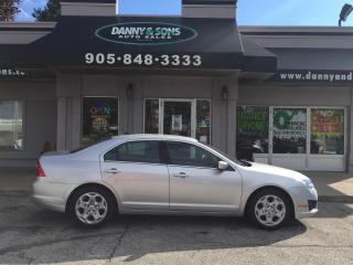 Used 2011 Ford Fusion SE for sale in Mississauga, ON