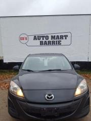Used 2011 Mazda MAZDA3 SPORT 1 for sale in Barrie, ON