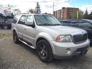 Used 2004 Lincoln Navigator ULTIMATE for sale in Mississauga, ON