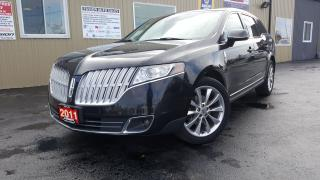 Used 2011 Lincoln MKT AWD-NAVIGATION-PAN ROOF-LEATHER-BACK UP CAMERA for sale in Tilbury, ON