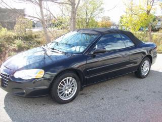 Used 2005 Chrysler Sebring Touring for sale in Guelph, ON