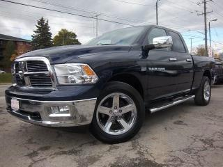 Used 2012 RAM 1500 Big Horn for sale in Whitby, ON