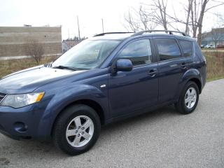 Used 2007 Mitsubishi Outlander LS for sale in Guelph, ON