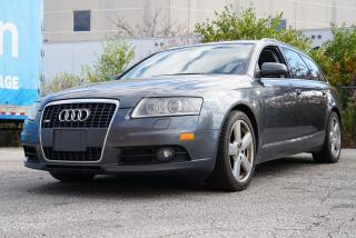 Used 2008 Audi A6 Rear Camera,Leather,Sunroof,Alloy for sale in North York, ON