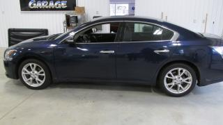 Used 2012 Nissan Maxima V6 power, moonroof, leather, low kms for sale in Chatsworth, ON