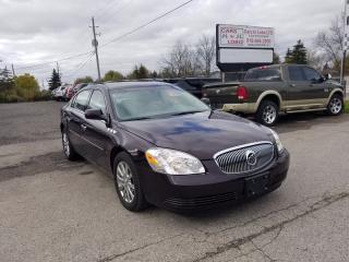Used 2009 Buick Lucerne CXL for sale in Komoka, ON