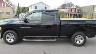 Used 2012 Dodge Ram 1500 ST for sale in Chatsworth, ON