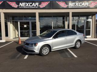 Used 2013 Volkswagen Jetta 2.0L TRENDLINE AUT0 A/C CRUISE H/SEATS 86K for sale in North York, ON