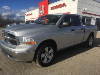 Used 2010 Dodge Ram 1500 SLT QUAD CAB for sale in Smiths Falls, ON