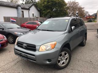 Used 2008 Toyota RAV4 BASE for sale in Cambridge, ON
