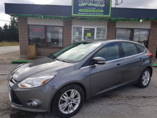 Used 2012 Ford Focus SEL for sale in Dundalk, ON