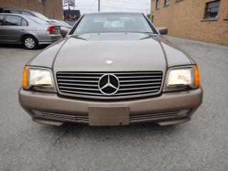 Used 1991 Mercedes-Benz 500SL 500SL, MINT CONDITION MUST SEE for sale in North York, ON