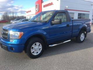 Used 2013 Ford F-150 STX regular cab for sale in Smiths Falls, ON