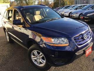 Used 2010 Hyundai Santa Fe GL/ALLOYS/LOADED/LOW LOW KMS for sale in Scarborough, ON