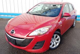 Used 2010 Mazda MAZDA3 Hatchback *AUTOMATIC* for sale in Kitchener, ON