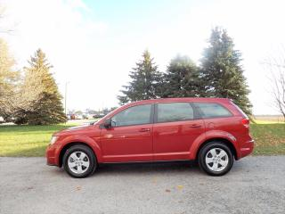 Used 2013 Dodge Journey SE for sale in Thornton, ON