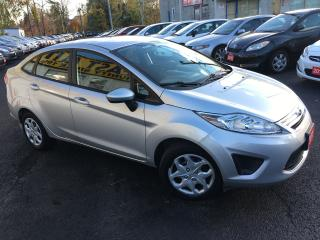 Used 2011 Ford Fiesta SE/AUTO/LOADED/BLUE TOOTH/OW KMS for sale in Scarborough, ON