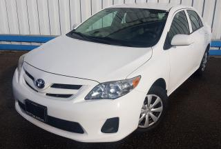 Used 2012 Toyota Corolla CE *HEATED SEATS* for sale in Kitchener, ON
