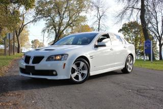 Used 2009 Pontiac G8 GT for sale in Oshawa, ON