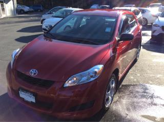 Used 2014 Toyota Matrix cloth for sale in Parksville, BC