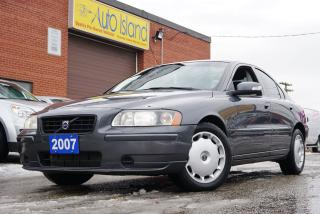 Used 2007 Volvo S60 Leather,Sunroof for sale in North York, ON