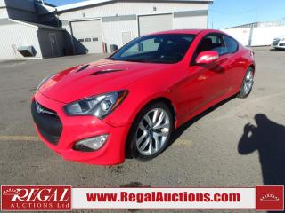 Used 2014 Hyundai GENESIS COUPE 2.0T PREMIUM 2D COUPE AT 2.0L for sale in Calgary, AB