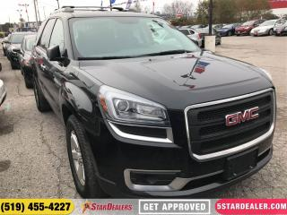 Used 2014 GMC Acadia SLE2 | 7PASS | CAM | HEATED SEATS for sale in London, ON